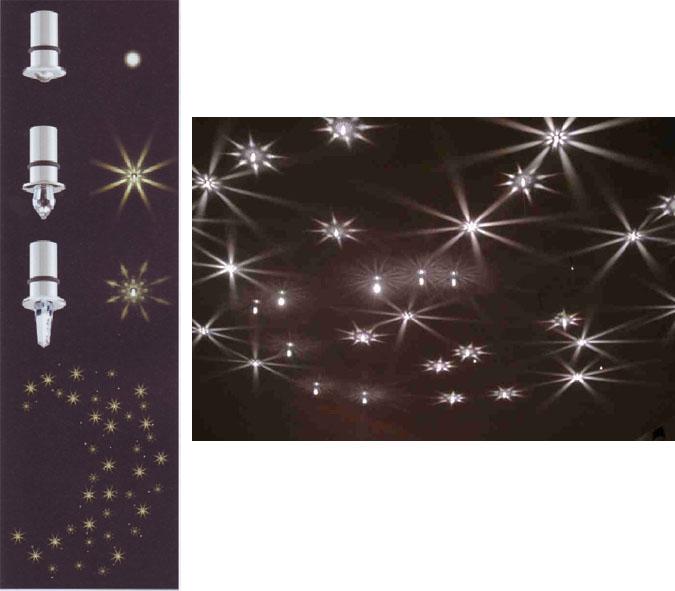 звезды из кристаллов