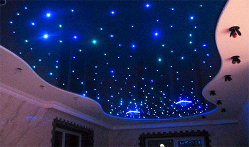 звезды из светодиодов