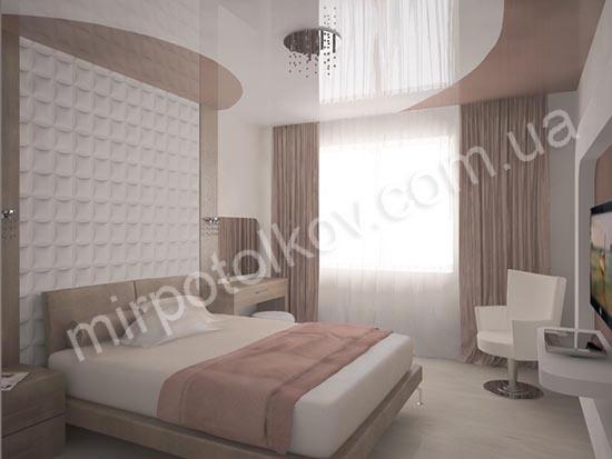 комбинированный волной потолок