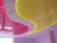 светодиодная подсветка за натяжным потолком