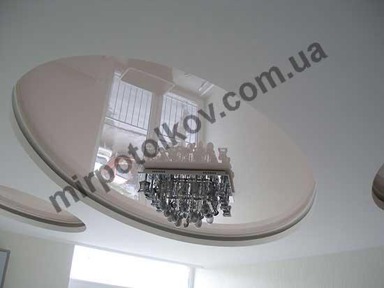 квадратный современный светильник с висюльками